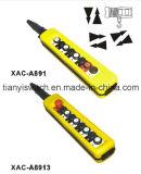 リモート・コントロール起重機クレーンスイッチ(XAC-A891かXAC-8913)