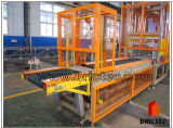 煉瓦作成機械のための自動粘土のコラムのカッター