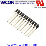 2.0mmの単一の列Uのタイプすくい針