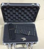 메이크업 트레인 상자 알루미늄 C001 장식용 조직자 검정 분홍색 메이크업 상자 고정되는 ATA 상자 비행 선반은 비행 케이스 알루미늄을 싼다