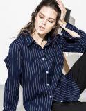 여자 줄무늬 t-셔츠