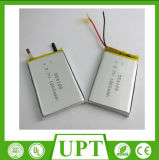 Batteria ricaricabile del Li-Polimero 554168 3.7V 1800mAh Lipo dello ione del litio dello Li-ione