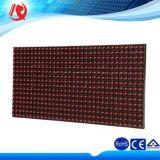 Afficheurs LED extérieurs de couleur rouge de module de P10 DEL