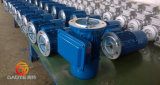 単一フェーズモーター(5.5kW- 7.5HP、230V/50Hz 1450rpmのアルミニウムフレームB5)