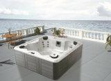 Monalisaのバルボアシステムジャクージの温水浴槽(M-3322)
