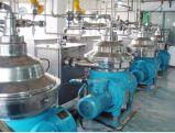 Separador continuo de la centrifugadora de la boquilla