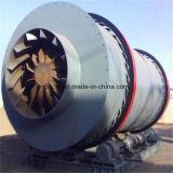 석탄을%s 작은 드럼 회전하는 건조기 또는 석회석 또는 무기물 농축물