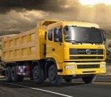 8X4 lourd camion-benne avec bon système de basculement (STQ3311L8T6B3)