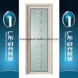 Алюминиевая нутряная дверь ванной комнаты с выдвиженческим ценой