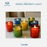 Velas de vidrio de Navidad velas proveedor China