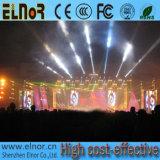 Großer Anschlagtafel-Mietbildschirm der Unterhaltungs-LED der Stufe-P6 LED