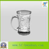 고품질 유리제 컵 맥주잔 유리제 공이치기용수철 킬로 비트 Hn0929