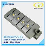 Indicatore luminoso approvato della strada della via di RoHS 100W LED del Ce con IP67