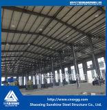 Легкая мастерская стальной структуры установки с сильной колонкой