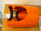 Rouleau en acier de convoyeur de densité diplômée par ISO9001