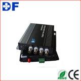 Profundidad de color 1/2/4/8/16 Patch Cord de fibra óptica Media Converter