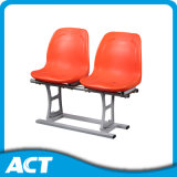 UVStable Plastic Soccer Stadium Seats mit Backs für Public Area von Guangzhou
