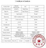 99.86% Lidocaine Ep8.0 Waterstofchloride (Lidocaine HCl)/100% gaat veilig Douane over