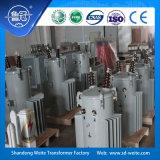 Распределительный трансформатор одиночной фазы 6kV/6.3kV ANSI/IEC стандартный полн-загерметизированный