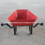 L'Etiopia Model Wheelbarrow Wb3800 con Green Metal Tray