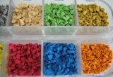 Цветастые зерна EPDM резиновый для лепешки спортивной площадки EPDM детей безопасности