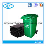 Sac de détritus en plastique lourd de sac d'ordures de tailles importantes