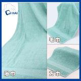 Insiemi del tovagliolo di colore solido del cotone 5PCS (QHA55904)