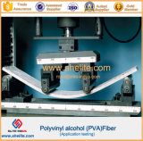 Alta tenacidad y alta fibra del módulo PVA