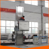 4m Qualitäts-Stahlrollstuhl-Treppen-Aufzug für untaugliches und Ältestes