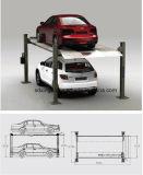 O estacionamento Replancement de Psh automatizou o sistema esperto do elevador do estacionamento do carro