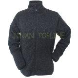 남자 마이크로 양털 습기 여가 무명벨벳 재킷