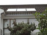 Verwarmer van het Water van de Vlakke plaat van het balkon of van het Dak de Zonne