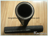 Tubo flessibile idraulico di rinforzo spirale ad alta pressione SAE100 R15 del collegare