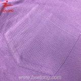 Healong 도매 가득 차있는 염료에 의하여 승화되는 긴 소매 폴로 셔츠
