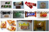 Chinesische horizontale Nahrungsmittelkuchen-Biskuit-Brot-Bäckerei-Imbiss-Verpackungsmaschine