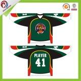 Трикотажные изделия Китай хоккея Camo сублимации износа команды, изготовленный на заказ уникально хоккей Джерси