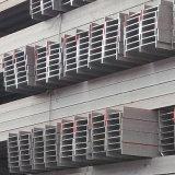 Viga laminada en caliente del marco de acero H para el edificio