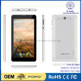 Hete IPS van de Verkoop PC van de Tablet van het Geheugen 1GB+8GB Spreadtrum 7inch van de Resolutie 800*1280 3G