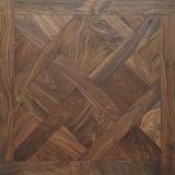 Настил картины полов мозаики древесины дуба проектированный полом лесистый