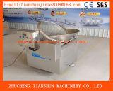 緑コショウTsbd-15のための機械か半自動揚がる機械を揚げる魚のフライヤーの機械か豆