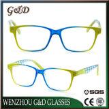 Het nieuwe Oogglas Optische Nc3428 van Eyewear van het Frame van de Injectie van de Stijl