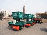 Ziegeleimaschine des Lehm-Dmyf600 blockierenin Uzbekistan