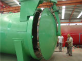Hochtemperatur und Pressure Carbon Fiber Oven