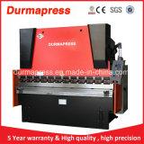 Wc67y-40t2500 2mm dick verbiegende Maschinen-Presse-Metallplattenbremse
