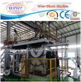 Serbatoio dell'olio dell'acqua di IBC 200L Slzk L prezzo della macchina dello stampaggio mediante soffiatura del timpano dell'anello