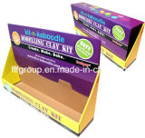 Custom Print Counter Fancy Retail Corrugated Show Boxes