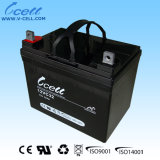 12V Accumulator Solar Deep Cycle Gel Battery Sealed Lead Acid Battery UPSStorage Battery VRLA Battery AGM Battery 32ah