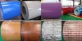 A madeira imprimiu a bobina de aço galvanizada PPGI/Prepainted do fabricante de China