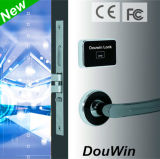 Hôtel Electronic Dor Handle Lock avec Computer Software
