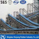 Cotton e Bottom superiori Polyester Conveyor Belt